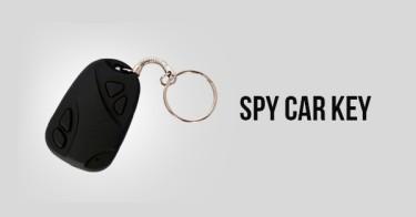 Spy Car Key