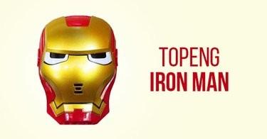 Topeng Iron Man