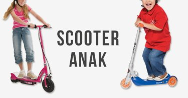 Scooter Anak