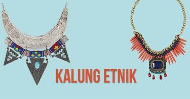 Kalung Etnik Bogor