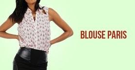 Blouse Paris Bogor