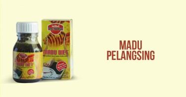 Madu Pelangsing Jawa Tengah