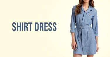 Shirt Dress Bogor