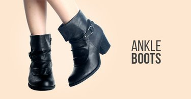 Ankle Boots Depok