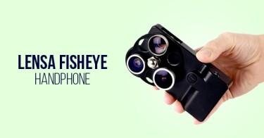 Lensa Fish Eye Handphone