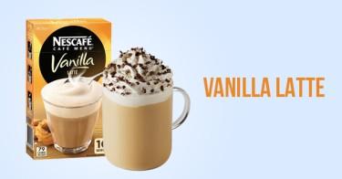Vanilla Latte Surabaya