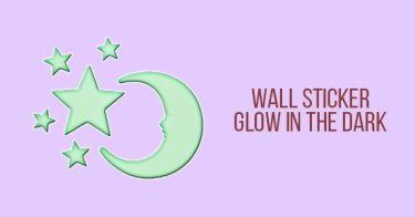 Wall Sticker Glow In The Dark