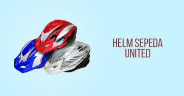 Helm Sepeda United, Pilihan Terbaik bagi para Goweser