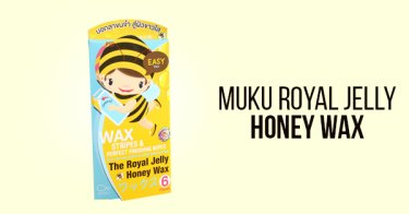 Muku Royal Jelly Honey Wax