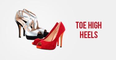 Toe High Heels