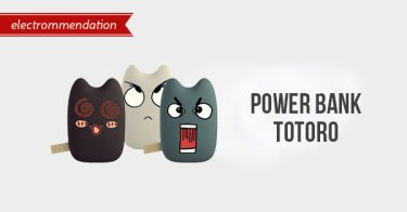 Power Bank Totoro