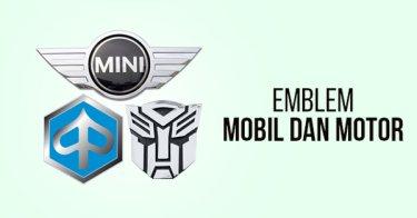 Jual Emblem Mobil & Motor dengan Harga Terbaik dan Terlengkap