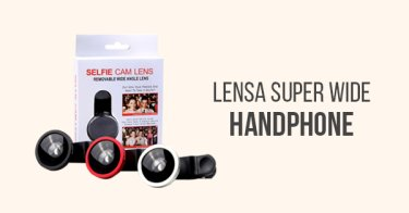 Lensa Super Wide Handphone