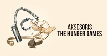 Aksesoris The Hunger Games