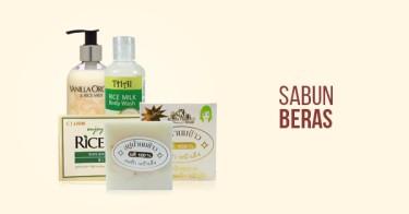 Sabun Beras Sumatera Selatan