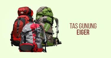 Tas Gunung Eiger