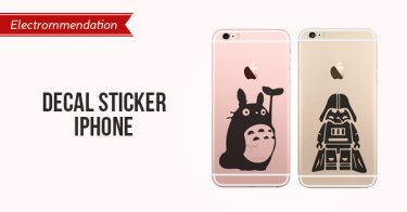 Decal Sticker iPhone Tangerang