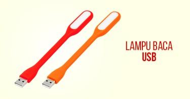 Lampu Baca USB Sumatera Utara