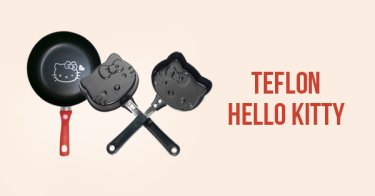 Teflon Hello Kitty