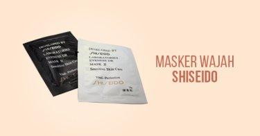 Masker Wajah Shiseido