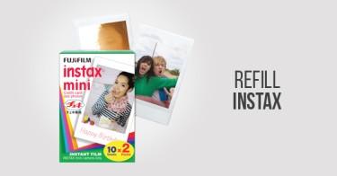 Refill Instax