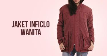 Jaket Inficlo Wanita Bandung