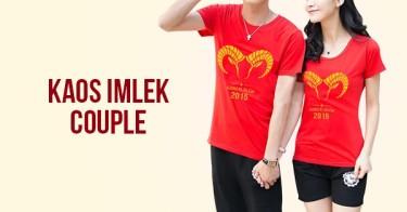 Kaos Imlek Couple