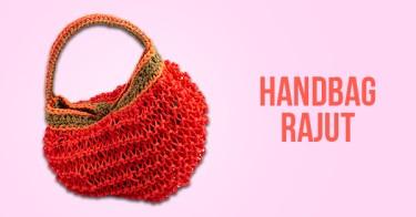 Handbag Rajut