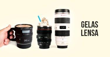 Jual Gelas Lensa dengan Harga Terbaik dan Terlengkap
