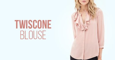 Twiscone Blouse