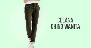 Celana Chino Wanita