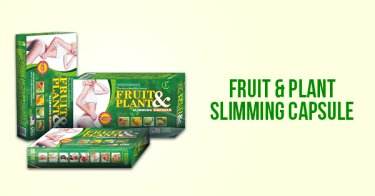 Fruit & Plant Slimming Capsule