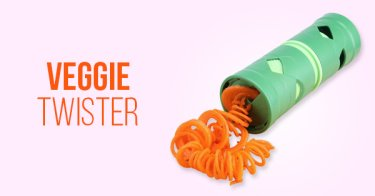 Veggie Twister