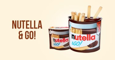 Nutella & Go! Jakarta Barat
