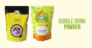 Bubble Drink Powder