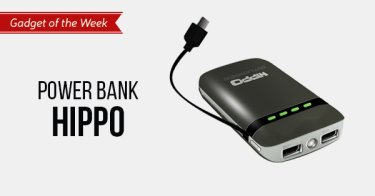 Power Bank Hippo