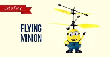 Flying Minion
