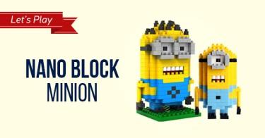 Nano Block Minion Bandung