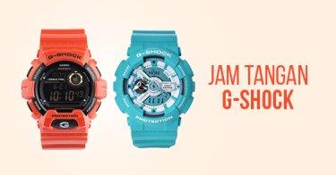 Jam Tangan G-Shock Palembang