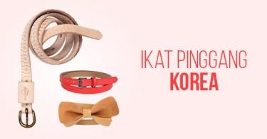 Ikat Pinggang Korea