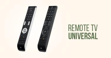 Jual Remote TV Universal dengan Harga Terbaik dan Terlengkap