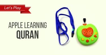 Apple Learning Quran