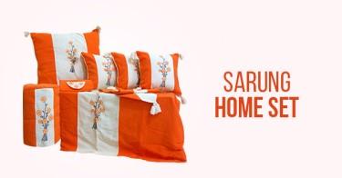 Sarung Home Set