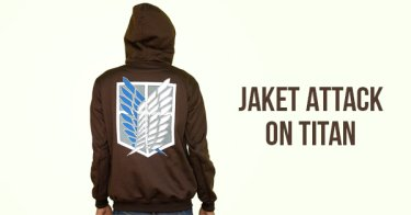 Jaket Attack on Titan