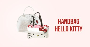 Handbag Hello Kitty