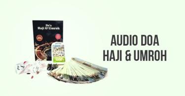 Audio Doa Haji dan Umroh