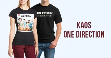 Kaos One Direction