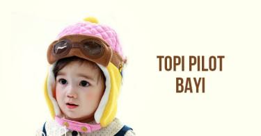 Topi Pilot Bayi
