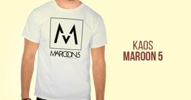 Kaos Maroon 5