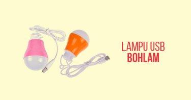 Lampu USB Bohlam